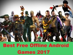 20 Best Free Offline Android Games 2017