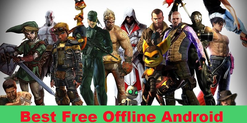 20 Best Free Offline Android Games