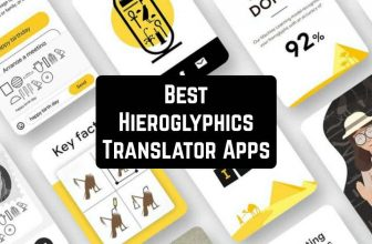 7 Best Hieroglyphics Translator Apps in 2021