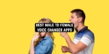 9 Best Male to Female Voice Changer Apps for Android & iOS
