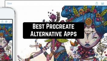 13 Best Procreate Alternative Apps for Android & iOS