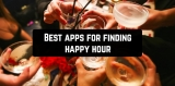 11 Best apps for finding happy hours (Android & iOS)