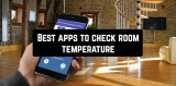 11 Best apps to check room temperature (Android & iOS)