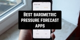 15 Best Barometric Pressure Forecast Apps for Android & iOS