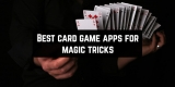 11 Best card game apps for magic tricks (Android & iOS)