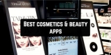 11 Best cosmetics & beauty apps for Android & iOS