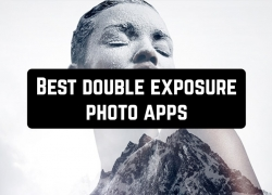 7 Best double exposure photo apps (Android & iOS)