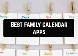 11 Best family calendar apps for Android & iOS