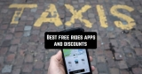 4 Best free rides apps & discounts for Android and iOS