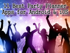 11 Best Party Planner Apps for Android & iOS