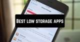 11 Best low storage apps for Android & iOS