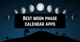 11 Best moon phase calendar apps for Android & iOS