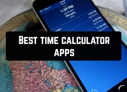 13 Best time calculator apps for Android & iOS