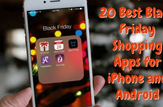 20 Best Black Friday Shopping Apps for iPhone and Android