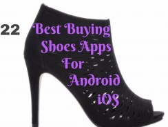 22 Best Buying Shoes Apps For Android & iOS