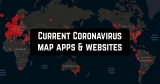 4 Current Coronavirus map apps & websites