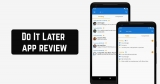 Do It Later app review