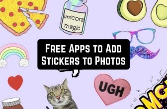 11 Free Apps to Add Stickers to Photos on Android & iOS