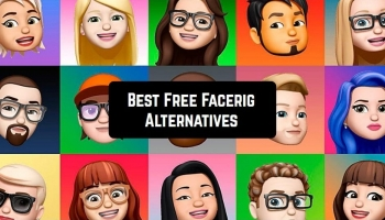 7 Free Facerig Alternatives for Android & iOS