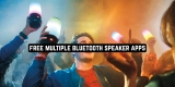 5 Free Multiple Bluetooth Speaker Apps for Android & iOS