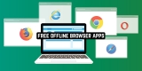 7 Free Offline Browser Apps for Android & iOS