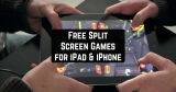 11 Free Split Screen Games for iPad & iPhone