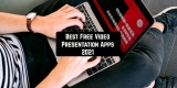 6 Free Video Presentation Apps 2021 (Android & iOS)