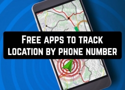 11 Free apps to track location by phone number