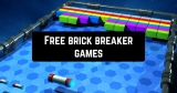11 Free brick breaker games for Android & iOS