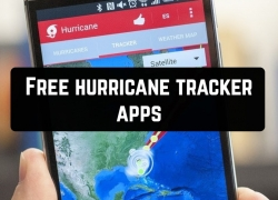 11 Free hurricane tracker apps for Android & iOS