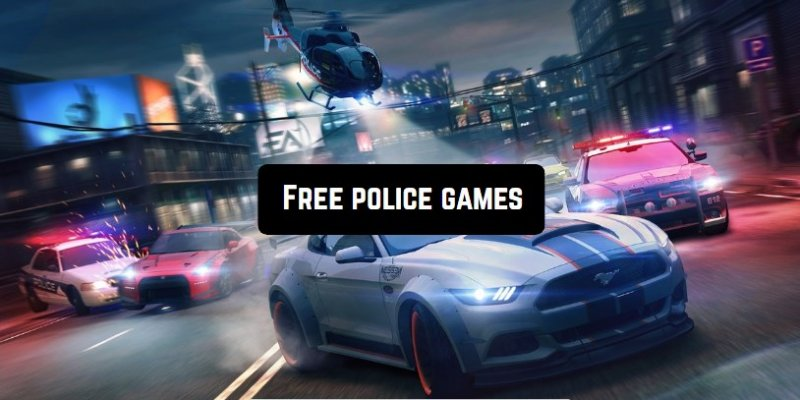 9 Free police games for Android & iOS