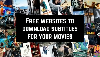 9 Free websites to download subtitles for your movies