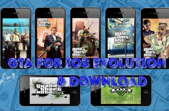 GTA for IOS evolution & download
