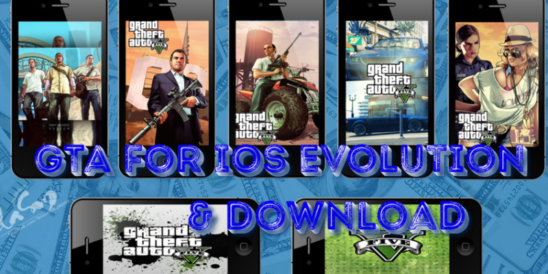 GTA for IOS evolution & download