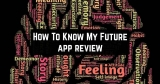 How To Know My Future app review