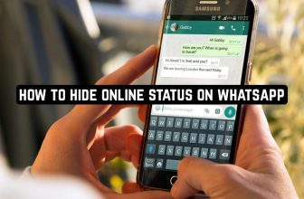 How to Hide Online Status on Whatsapp (Tips & Tricks)
