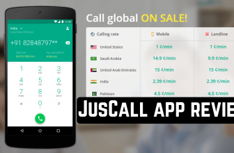 JusCall app review