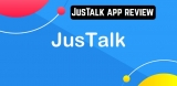 JusTalk app review