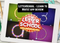 LetterSchool — Learn to Write! app review