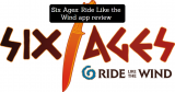 Six Ages: Ride Like the Wind app review