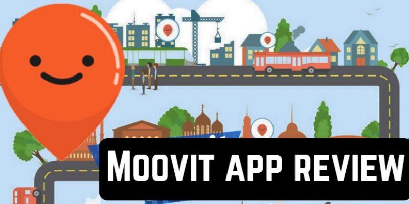 Moovit app review