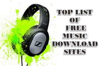 20 Best free music download sites 2016