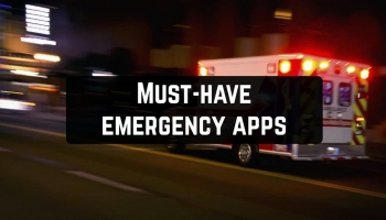 11 Must-have emergency apps in 2020 (Android & iOS)