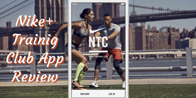 Nike+ Training Club App for IOS full review