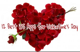 12 Best iOS apps for Valentine's day