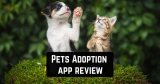 Pets Adoption: Adopt Dog, Cat or Post for Adoption app review