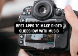 11 Best apps to make photo slideshow with music (Android & iOS)