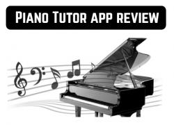Piano Tutor app review