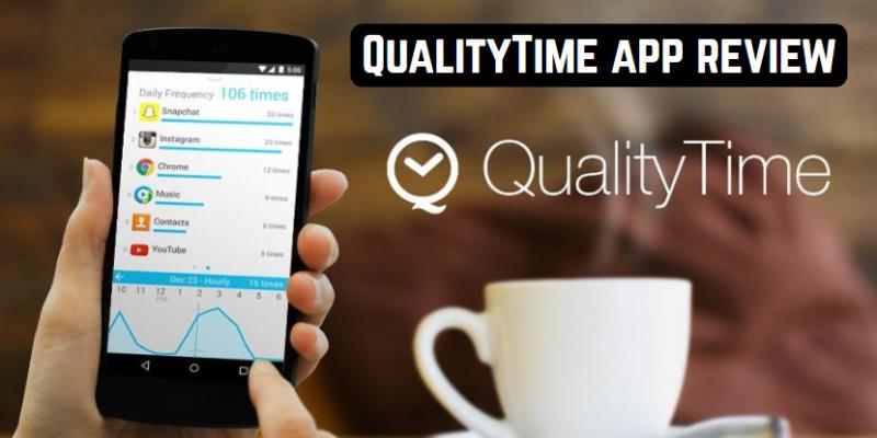QualityTime app review