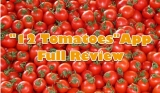 """""""12 Tomatoes"""" App Review"""